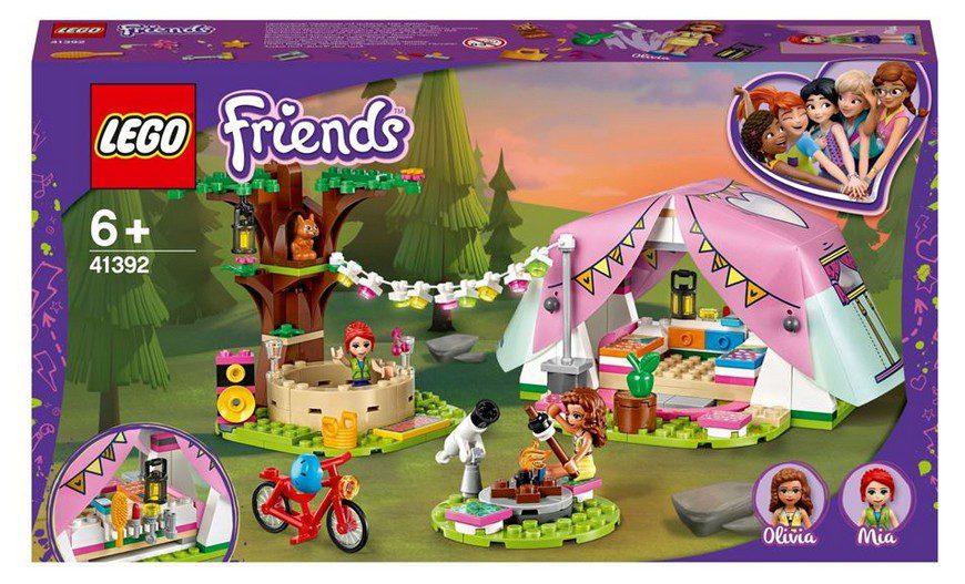 LEGO Friends 41392 Роскошный отдых на природе