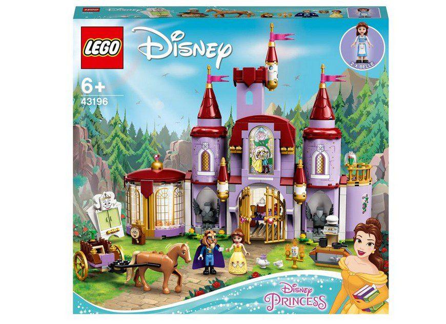 LEGO Disney Princess 43196 Замок Белль и Чудовища